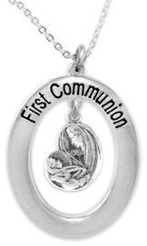 "<BR>                       THE ""PERFECT GIFT""<BR>       ""FIRST COMMUNION""  EXCLUSIVELY OURS!!   <Br>               AN ALLAN ROBIN DESIGN!!   <br>                         HYPOALLERGENIC<BR>        NICKEL, LEAD & CADMIUM FREE!!   <BR>W442F1- FROM $5.98 TO $12.85 �2015"
