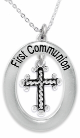 "<BR>                       THE ""PERFECT GIFT""<BR>""FIRST COMMUNION""  EXCLUSIVELY OURS!!   <Br>               AN ALLAN ROBIN DESIGN!!   <br>                         HYPOALLERGENIC<BR>        NICKEL, LEAD & CADMIUM FREE!!   <BR> W479F1- FROM $5.98 TO $12.85 �2015"