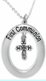 """<BR>                       THE """"PERFECT GIFT""""<BR>       """"FIRST COMMUNION""""  EXCLUSIVELY OURS!!   <Br>               AN ALLAN ROBIN DESIGN!!   <br>                         HYPOALLERGENIC<BR>        NICKEL, LEAD & CADMIUM FREE!!   <BR>W510F1- FROM $5.98 TO $12.85 �2015"""