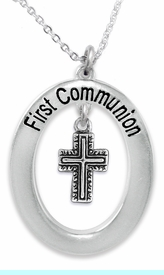 """<BR>                       THE """"PERFECT GIFT""""<BR>       """"FIRST COMMUNION""""  EXCLUSIVELY OURS!!   <Br>               AN ALLAN ROBIN DESIGN!!   <br>                         HYPOALLERGENIC<BR>        NICKEL, LEAD & CADMIUM FREE!!   <BR>W512F1- FROM $5.98 TO $12.85 �2015"""
