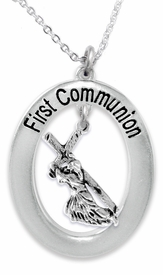 "<BR>                       THE ""PERFECT GIFT""<BR>       ""FIRST COMMUNION""  EXCLUSIVELY OURS!!   <Br>               AN ALLAN ROBIN DESIGN!!   <br>                         HYPOALLERGENIC<BR>        NICKEL, LEAD & CADMIUM FREE!!   <BR>W514F1- FROM $5.98 TO $12.85 �2015"