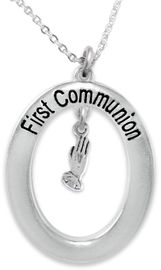 """<BR>                       THE """"PERFECT GIFT""""<BR>       """"FIRST COMMUNION""""  EXCLUSIVELY OURS!!   <Br>               AN ALLAN ROBIN DESIGN!!   <br>                         HYPOALLERGENIC<BR>        NICKEL, LEAD & CADMIUM FREE!!   <BR>W515F1- FROM $5.98 TO $12.85 �2015"""
