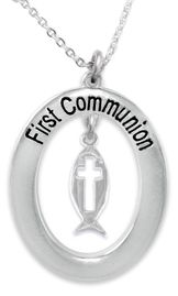 """<BR>                       THE """"PERFECT GIFT""""<BR>       """"FIRST COMMUNION""""  EXCLUSIVELY OURS!!   <Br>               AN ALLAN ROBIN DESIGN!!   <br>                         HYPOALLERGENIC<BR>        NICKEL, LEAD & CADMIUM FREE!!   <BR>W518F1- FROM $5.98 TO $12.85 �2015"""