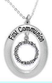 """<BR>                       THE """"PERFECT GIFT""""<BR>       """"FIRST COMMUNION""""  EXCLUSIVELY OURS!!   <Br>               AN ALLAN ROBIN DESIGN!!   <br>                         HYPOALLERGENIC<BR>        NICKEL, LEAD & CADMIUM FREE!!   <BR>W761F1- FROM $5.98 TO $12.85 �2015"""