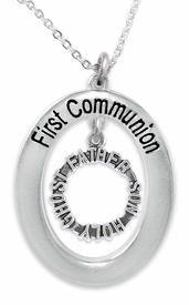 "<BR>                       THE ""PERFECT GIFT""<BR>       ""FIRST COMMUNION""  EXCLUSIVELY OURS!!   <Br>               AN ALLAN ROBIN DESIGN!!   <br>                         HYPOALLERGENIC<BR>        NICKEL, LEAD & CADMIUM FREE!!   <BR>W761F1- FROM $5.98 TO $12.85 �2015"