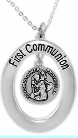 """<BR>                       THE """"PERFECT GIFT""""<BR>       """"FIRST COMMUNION""""  EXCLUSIVELY OURS!!   <Br>               AN ALLAN ROBIN DESIGN!!   <br>                         HYPOALLERGENIC<BR>        NICKEL, LEAD & CADMIUM FREE!!   <BR>W845F1- FROM $5.98 TO $12.85 �2015"""