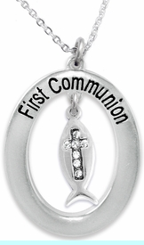 """<BR>                       THE """"PERFECT GIFT""""<BR>       """"FIRST COMMUNION""""  EXCLUSIVELY OURS!!   <Br>               AN ALLAN ROBIN DESIGN!!   <br>                         HYPOALLERGENIC<BR>        NICKEL, LEAD & CADMIUM FREE!!   <BR>W819F1- FROM $5.98 TO $12.85 �2015"""
