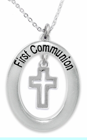 """<BR>                       THE """"PERFECT GIFT""""<BR>       """"FIRST COMMUNION""""  EXCLUSIVELY OURS!!   <Br>               AN ALLAN ROBIN DESIGN!!   <br>                         HYPOALLERGENIC<BR>        NICKEL, LEAD & CADMIUM FREE!!   <BR>W974F1- FROM $5.98 TO $12.85 �2015"""