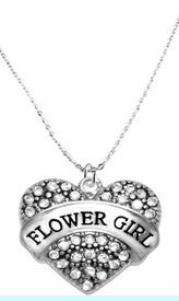 """<BR>                       THE """"PERFECT GIFT""""<BR>       """"FLOWER GIRL""""  EXCLUSIVELY OURS!!   <Br>               AN ALLAN ROBIN DESIGN!!   <br>CHILDREN'S 12 INCH + 3 INCH EXTENSION<BR>              HYPOALLERGENIC NECKLACE<BR>            NICKEL, LEAD & CADMIUM FREE!!   <BR>W1683N8- FROM $5.98 TO $12.85 �2015"""