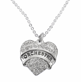 <BR>ORCHESTRA  NECKLACE EXCLUSIVELY OURS!!   <Br>               AN ALLAN ROBIN DESIGN!!   <br>      ADJUSTABLE - HYPOALLERGENIC<BR>        NICKEL, LEAD & CADMIUM FREE!   <BR>W1781N1- FROM $5.98 TO $12.85 �2015