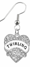 "<BR>                       THE ""PERFECT GIFT""<BR>       ""TWIRLING""  EXCLUSIVELY OURS!!   <Br>               AN ALLAN ROBIN DESIGN!!   <br>                         HYPOALLERGENIC<BR>        NICKEL, LEAD & CADMIUM FREE!!   <BR>W1756E1- FROM $5.98 TO $12.85 �2015"
