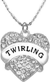 """<BR>                       THE """"PERFECT GIFT""""<BR>       """"TWIRLING""""  EXCLUSIVELY OURS!!   <Br>               AN ALLAN ROBIN DESIGN!!   <br>                         HYPOALLERGENIC<BR>        NICKEL, LEAD & CADMIUM FREE!!   <BR>W1756N1- FROM $5.98 TO $12.85 �2015"""