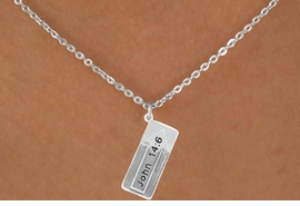 """<BR>          """"THE WAY TO THE LORD""""<bR>              EXCLUSIVELY OURS!!<Br>         AN ALLAN ROBIN DESIGN!!<BR>CLICK HERE TO SEE 120+ EXCITING<BR>  CHANGES THAT YOU CAN MAKE!<BR>             LEAD & NICKEL FREE!!<BR> W630SN - """"THE WAY TO HEAVEN""""<BR>  & NECKLACE FROM $6.25 TO $10.50"""