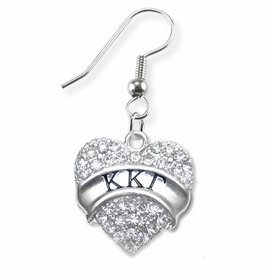 <BR>LICENSED SORORITY JEWELRY MANUFACTURER<BR>    KAPPA KAPPA GAMMA SORORITY EARRINGS<BR>                 NICKEL, LEAD,  & CADMIUM FREE! <BR>                       EXCLUSIVELY OURS W1731E1<BR>               FROM $7.90 TO $12.50 EACH �2015 <BR>