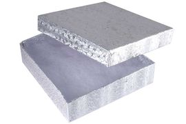 "W12765JB - SILVER COLOR 3 1/2""<Br>           SQUARE JEWELRY BOX<Br>        YOUR LOW PRICE IS $.93"