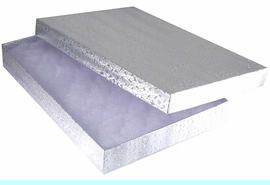 W12767JB - LARGE RECTANGULAR<Br>SILVER COLOR JEWELRY GIFT BOX<Br>         YOUR LOW PRICE IS $1.63