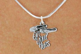 """<bR>       WHOLESALE DANCE & BALLET JEWELRY! <BR>                 AN ALLAN ROBIN DESIGN!! <BR>        CLICK HERE TO SEE 1500+ EXCITING <BR>              CHANGES THAT YOU CAN MAKE! <BR>             LEAD, NICKEL & CADMIUM FREE <BR  >W1413SN2 - """"ON YOUR TOES"""" BALLET SHOES  <Br>SILVER TONE CHARM ON ADULT LOBSTER CLASP  <BR>SNAKE NECKLACE FROM $4.50 TO $8.35 �2015"""