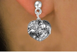 <BR> WHOLESALE ANIMAL FASHION EARRINGS <bR>               EXCLUSIVELY OURS!! <Br>          AN ALLAN ROBIN DESIGN!! <BR>    LEAD, NICKEL & CADMIUM FREE!! <BR> W1512SE - ANTIQUED SILVER TONE AND <BR>CLEAR CRYSTAL HORSE AND FOAL CHARM <BR>  EARRINGS FROM $5.40 TO $10.45 �2013