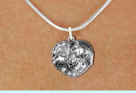 <BR>   WHOLESALE ANIMAL NECKLACE JEWELRY <bR>                   EXCLUSIVELY OURS!! <Br>              AN ALLAN ROBIN DESIGN!! <BR>     CLICK HERE TO SEE 1000+ EXCITING <BR>           CHANGES THAT YOU CAN MAKE! <BR>        LEAD, NICKEL & CADMIUM FREE!! <BR>   W1512SN - ANTIQUED SILVER TONE AND <BR>CLEAR CRYSTAL HORSE AND FOAL CHARM  <BR>    NECKLACE FROM $5.40 TO $9.85 �2013