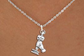 <br>      WHOLESALE FASHION CHARM JEWELRY <bR>                   EXCLUSIVELY OURS!! <BR>         AN ALLAN ROBIN DESIGN!! <BR>   CLICK HERE TO SEE 1000+ EXCITING <BR>      CHANGES THAT YOU CAN MAKE! <BR>        CADMIUM, LEAD & NICKEL FREE!! <BR>  W1556SN - DETAILED 3D SILVER TONE <BR> ACADEMY ACTING AWARD CHARM & NECKLACE <BR>             FROM $4.85 TO $8.30 �2014
