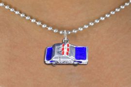 <br>      WHOLESALE FASHION POLICE JEWELRY <bR>                   EXCLUSIVELY OURS!! <BR>         AN ALLAN ROBIN DESIGN!! <BR>   CLICK HERE TO SEE 1000+ EXCITING <BR>      CHANGES THAT YOU CAN MAKE! <BR>        CADMIUM, LEAD & NICKEL FREE!! <BR>W1569SN - DETAILED 3D SILVER TONE WITH RED AND <BR>BLUE COLOR FILL POLICE CAR CHARM & NECKLACE <BR>             FROM $4.85 TO $8.30 �2014