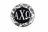 "W1638SC - ALPHA CHI OMEGA BLACK AND WHITE FLORAL DISK CHARM<BR><FONT size=""2"">Buy 1-2 for $6.25 Each<br>Buy 3-5 for $5.63 Each<br>Buy 6-11 for $3.75 Each<br>Buy 12-23 for $3.56 Each<br>Buy 24-49 for $3.31 Each<br>Buy 50 or More for $2.94 Each</font>"
