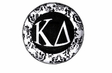 "W1666SC - KAPPA DELTA BLACK AND WHITE FLORAL DISK CHARM<BR><FONT size=""2"">Buy 1-2 for $6.25 Each<br>Buy 3-5 for $5.63 Each<br>Buy 6-11 for $3.75 Each<br>Buy 12-23 for $3.56 Each<br>Buy 24-49 for $3.31 Each<br>Buy 50 or More for $2.94 Each</font>"