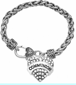 """<BR>     """"COMMUNION""""  EXCLUSIVELY OURS!!   <Br>               AN ALLAN ROBIN DESIGN!!   <BR>        NICKEL, LEAD & CADMIUM FREE!!   <BR>          W1678B1 -  $10.38 EACH �2015"""