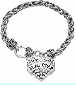 """<BR>       """"FLAG CORP""""  EXCLUSIVELY OURS!!   <Br>               AN ALLAN ROBIN DESIGN!!   <BR>        NICKEL, LEAD & CADMIUM FREE!!   <BR>           W1696B1- $10.38 EACH  �2015"""