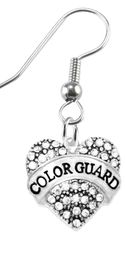 """<BR>    """"COLOR GUARD""""  EXCLUSIVELY OURS!!   <Br>               AN ALLAN ROBIN DESIGN!!   <BR>        NICKEL, LEAD & CADMIUM FREE!!   <BR>          W1700E1- $10.38 EACH �2015"""