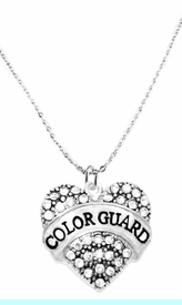 """<BR>    """"COLOR GUARD""""  EXCLUSIVELY OURS!!   <Br>               AN ALLAN ROBIN DESIGN!!   <BR>        NICKEL, LEAD & CADMIUM FREE!!   <BR>          W1700N1 -  $9.38 EACH �2015"""