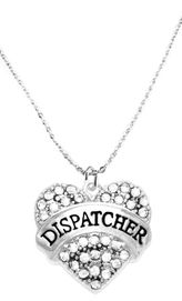 """<BR>  """"DISPATCHER""""  EXCLUSIVELY OURS!!   <Br>               AN ALLAN ROBIN DESIGN!!   <BR>        NICKEL, LEAD & CADMIUM FREE!!   <BR>W1703N1- FROM $5.40 TO $10.45 �2015"""