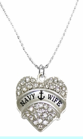 "<BR>      ""NAVY WIFE""  EXCLUSIVELY OURS!!   <Br>               AN ALLAN ROBIN DESIGN!!   <BR>        NICKEL, LEAD & CADMIUM FREE!!   <BR>W1752N1- FROM $5.40 TO $10.45 �2015"