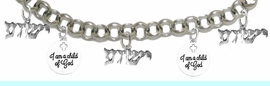 """MESSIANIC """"I AM A CHILD OF GOD"""", """"YESHUA"""" BRACELET <BR>CLICK HERE TO OPEN, AND CLICK ON PICTURE TO SEE DETAIL<br>     <br>W1793-1924-1793-1924-1793B2     <br> ADJUSTABLE - NICKLE, CADIUM, LEAD FREE<br> ON A ROLLO CHAIN $11.83 EACH �2019"""
