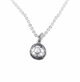 <BR>    WHOLESALE SOCCER FASHION SPORTS JEWELRY    <BR>                         EXCLUSIVELY OURS!!         <Br>                    AN ALLAN ROBIN DESIGN!!        <BR>                             HYPOALLERGENIC      <BR>               NICKEL, LEAD & CADMIUM FREE!         <BR>   W1804N1 - 3D SPHERE SOCCER BALL CHARM ON      <BR>   A CHAIN LINK NECKLACE WITH LOBSTER CLASP  <BR>                 FROM $6.23 TO $11.75 �2016