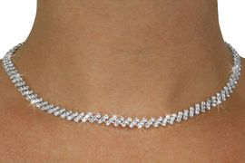 <br>      W18760NE - AUSTRIAN CRYSTAL <BR>  NECKLACE & EARRING SET<br>              FROM $9.75 TO $18.00