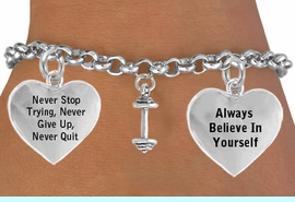 <BR>                                  BARBELL-WEIGHTS FULL  DIMENSIONAL<BR>                            FRONT &  BACK  CHARM BRACELET WHOLESALE <bR>                 W21465B - THE NEW WAY TO EXPRESS LOVE, MOTIVATION,<BR>          POSITIVE, AFFIRMATIVE EXPRESSIONS, THAT WILL GO PERFECTLY<br>        WITH ANOTHER POSITIVE AFFIRMATION CHARM IF YOU WANT  ONE,<BR>   MORE CHOICES LOOK BELOW,  CHARM BRACELET FROM $9.73 TO $14.58<BR>                                    CostumeJewelryWholesale.com �2014