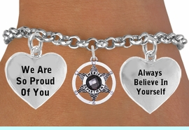 """<BR>                  GENUINE """" CRYSTAL SHERIFF DEPARTMENT BADGE CHARM """"<BR>                                    ADJUSTABLE CHARM BRACELET WHOLESALE <bR>                    W21506B - THE NEW WAY TO EXPRESS LOVE, MOTIVATION,<BR>             POSITIVE, AFFIRMATIVE EXPRESSIONS, THAT WILL GO PERFECTLY<br>           WITH ANOTHER POSITIVE AFFIRMATION CHARM IF YOU WANT  ONE,<BR>      MORE CHOICES LOOK BELOW,  CHARM BRACELET FROM $9.73 TO $14.58<BR>                                       CostumeJewelryWholesale.com �2014"""