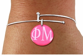 <BR>          NICKEL FREE & ADJUSTABLE BRACELET!<bR>        WHOLESALE FASHION SORORITY JEWELRY   <BR>                        EXCLUSIVELY OURS!!   <BR>                   AN ALLAN ROBIN DESIGN!!   <BR>             LEAD, NICKEL & CADMIUM FREE!!   <BR> W21773SB - OFFICIAL GREEK LETTER SORORITY <BR>    COLORFUL DISK CHARM ON ADJUSTABLE THIN <Br>   WIRE BRACELET FROM $5.90 TO $9.25 �2015