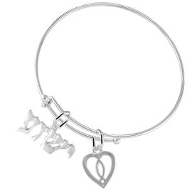 """<BR>"""" YESHUA """" (JESUS IN HEBREW) NAMED BY AN <BR>ANGEL OF GOD, WITH A JESUS FISH IN A HEART,<BR> EXCLUSIVELY OURS! AN ALLAN ROBIN DESIGN,<BR>     HYPOALLERGENIC-SAFE NICKEL, LEAD, & <BR>      CADMIUM FREE! ADJUSTABLE BRACELET,<BR>   W21888B9 - FROM $7.90 TO $12.50 �2016"""