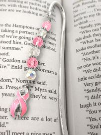 <br>       W4340BM-WONDERFUL NEW! BREAST<BR>CANCER BOOKMARK&#169;2004 FROM $3.35 TO $7.50<br>       EXCLUSIVELY OURS! WE ARE THE ONLY<Br>       MANUFACTURER OF THIS BOOKMARK!