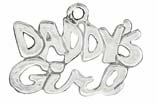 "W988SC - ""DADDY'S GIRL""   $4.08 Each"