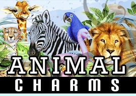 <BR>     WHOLESALE ANIMAL CHARMS <BR> CADMIUM, LEAD AND NICKEL FREE <BR>             SOLD INDIVIDUALLY