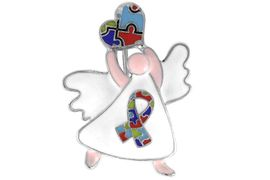 <br>              WHOLESALE AUTISM PIN<bR>                  EXCLUSIVELY OURS!!<Br>            AN ALLAN ROBIN DESIGN!!<Br>                  LEAD & NICKEL FREE!!<Br>      W14240P - AUTISM AWARENESS<Br>GUARDIAN ANGEL PIN AS LOW AS $3.15<BR>                                  &#169;2009