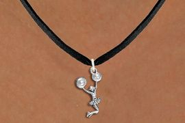 <br> WHOLESALE CHEERLEADER NECKLACE<bR>               EXCLUSIVELY OURS!! <BR>          AN ALLAN ROBIN DESIGN!! <BR> CLICK HERE TO SEE 1000+ EXCITING <BR>       CHANGES THAT YOU CAN MAKE! <BR>    CADMIUM, LEAD & NICKEL FREE!! <BR> W1399SN - SPIRIT POM POMS JUMPING <Br>     CHEERLEADER CHARM & NECKLACE <BR>         FROM $4.50 TO $8.35 �2013