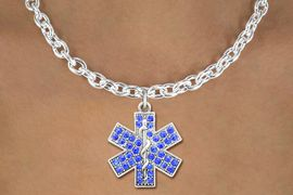 <BR>       WHOLESALE EMT CHARM NECKLACE! <bR>                   EXCLUSIVELY OURS!! <Br>              AN ALLAN ROBIN DESIGN!! <BR>     CLICK HERE TO SEE 1000+ EXCITING <BR>           CHANGES THAT YOU CAN MAKE! <BR>        LEAD, NICKEL & CADMIUM FREE!! <BR>      W1468SN - SILVER TONE AND CLEAR <BR> CRYSTAL EMT CROSS CHARM AND NECKLACE <BR>            FROM $5.40 TO $9.85 �2013