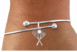 <BR>                         WHOLESALE FASHION JEWELRY <bR>                                    EXCLUSIVELY OURS!! <Br>                             AN ALLAN ROBIN DESIGN!! <BR>                     CLICK HERE TO SEE 125+ EXCITING <BR>                        CHANGES THAT YOU CAN MAKE! <BR>                      LEAD, NICKEL & CADMIUM FREE!! <BR>    W1584SBD -SKINNEY BALL TIPPED LACROSSE WITH <BR>RUBBER BALL BRACELET FROM $5.90 TO $9.35 �2014