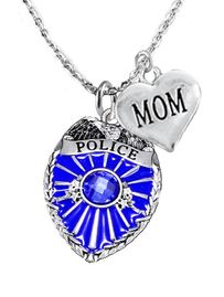 "<Br>                           WHOLESALE POLICE JEWELRY  <BR>                             AN ALLAN ROBIN DESIGN!! <Br>                    CADMIUM, LEAD & NICKEL FREE!!  <Br>           W1329-1837N1  I LOVE YOU "" MOM"" HEART  <BR>         CHARMS ON ADJUSTABLE CHAIN NECKLACE<BR>                      FROM $7.50 TO $9.50 �2016"