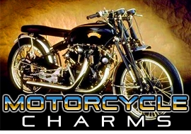 <BR>      WHOLESALE MOTORCYCLE CHARMS <BR> CADMIUM, LEAD AND NICKEL FREE <BR>             SOLD INDIVIDUALLY