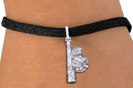 <BR> WHOLESALE SOFTBALL BASEBALL BRACELET<bR>                EXCLUSIVELY OURS!! <Br>           AN ALLAN ROBIN DESIGN!! <BR>  CLICK HERE TO SEE 1000+ EXCITING <BR>        CHANGES THAT YOU CAN MAKE! <BR>     LEAD, NICKEL & CADMIUM FREE!! <BR>   W1470SB - SILVER TONE AND CLEAR <BR> CRYSTAL BAT AND CAP CHARM & BRACELET <BR>         FROM $5.40 TO $9.85 �2013